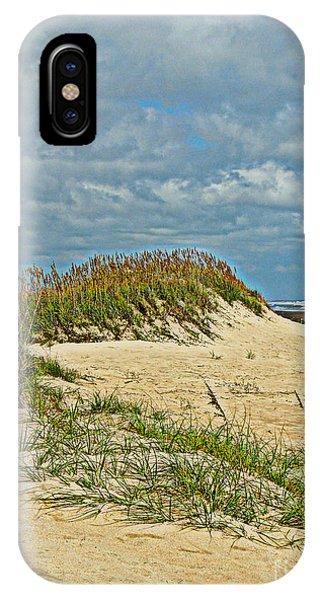 Sand Dunes IPhone Case