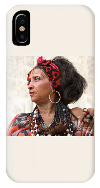 Santeria Woman IPhone Case