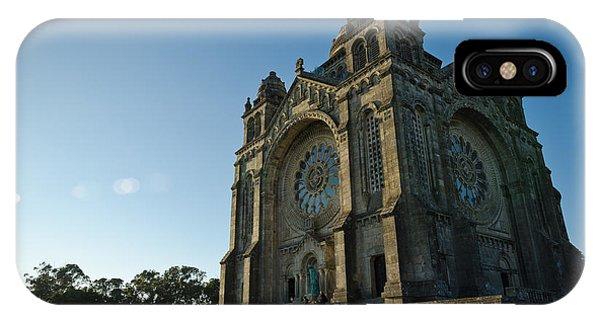 Santuario Do Sagrado Coracao De Jesus IPhone Case