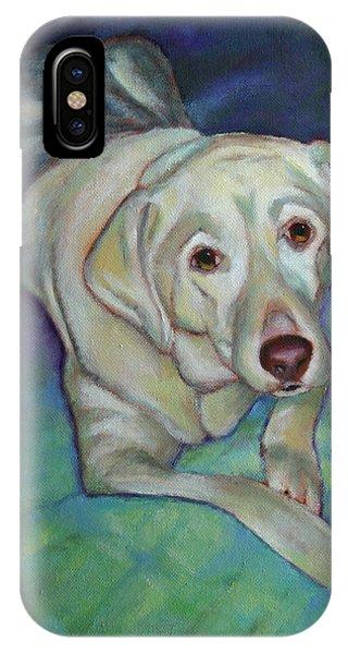Savannah The Dog IPhone Case