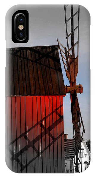 Scene @ Oland Sweden IPhone Case
