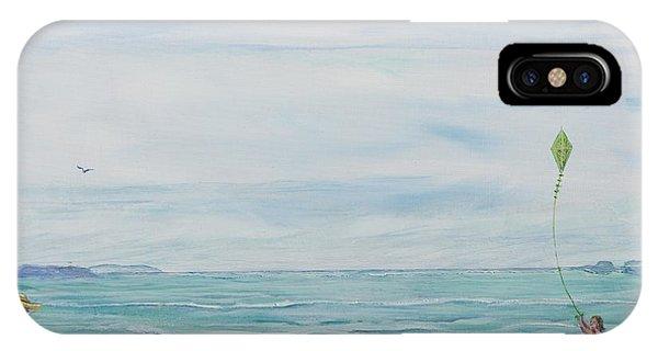 Seabreeze Beach IPhone Case