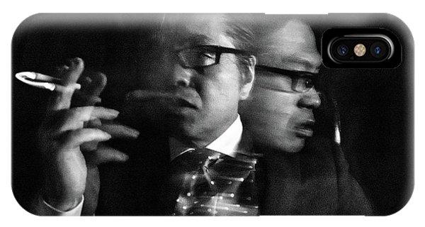 Double iPhone Case - 1 Second by Kazuhiko Kihara