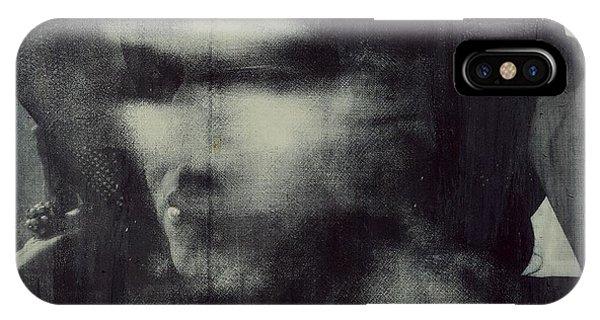 Sketch iPhone Case - Shadows (behind) by Dalibor Davidovic