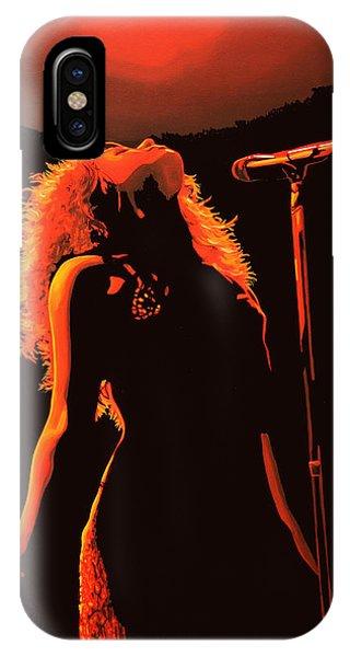 Dive iPhone Case - Shakira by Paul Meijering
