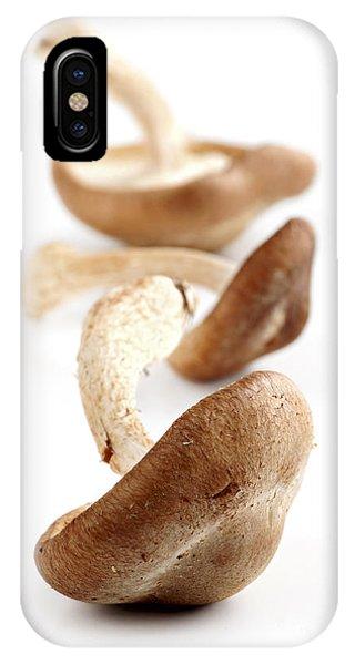 Shiitake Mushrooms IPhone Case
