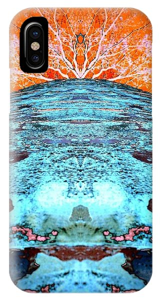 Silo Abstract IPhone Case