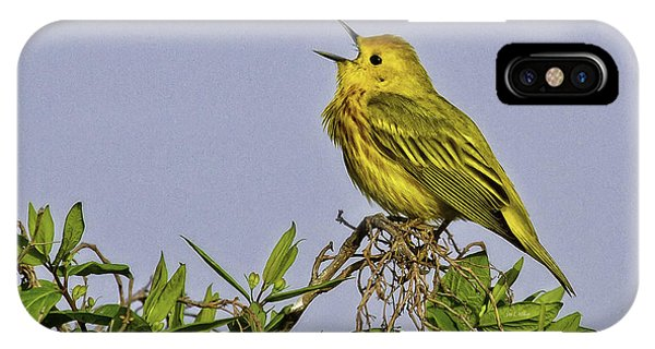 Singing IPhone Case