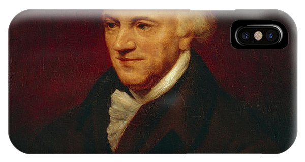 Infrared Radiation iPhone Case - Sir William Herschel by Royal Astronomical Society/science Photo Library