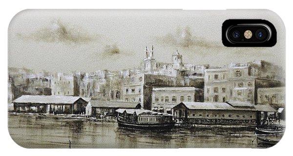 Sliema Ferries  1940 IPhone Case