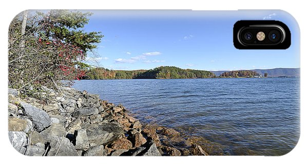Smith Mountain Lake State Park Virginia IPhone Case