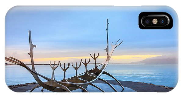 Solfar Sun Voyager IPhone Case