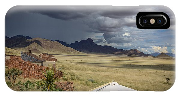 Sossusvlei Desert Lodge IPhone Case