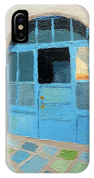 Spanish Arts Village IPhone Case