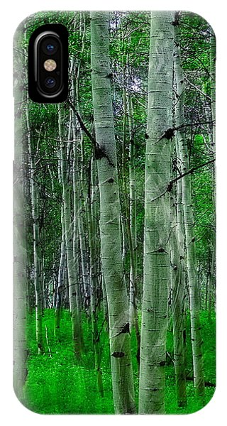 Spectacular Aspens IPhone Case
