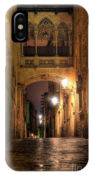 Spirit Of Gaudi IPhone Case