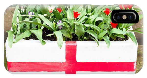 Cultivar iPhone Case - Spring Flowers by Tom Gowanlock