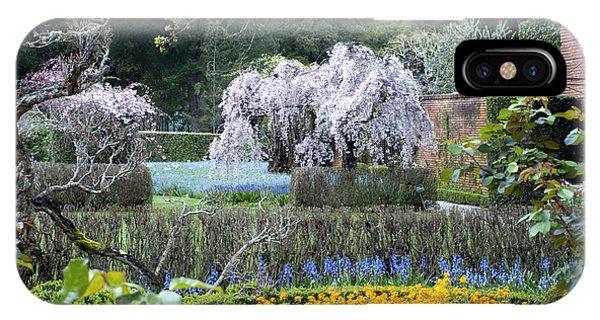 Spring Garden IPhone Case