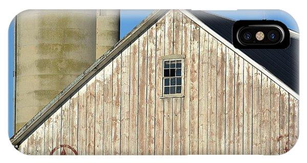 Stars In Circles Barn IPhone Case