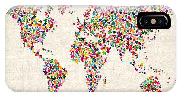 Star Map IPhone Cases Fine Art America - Star map iphone