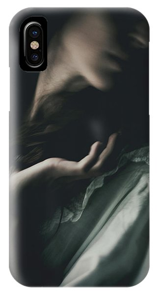 Young iPhone Case - Stigma by Magdalena Russocka