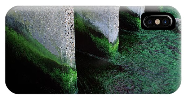 Drain iPhone Case - Storm Drainage by Robert Brook/science Photo Library
