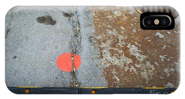 Street Markings  IPhone Case