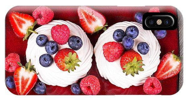 Summer Fruit Platter IPhone Case