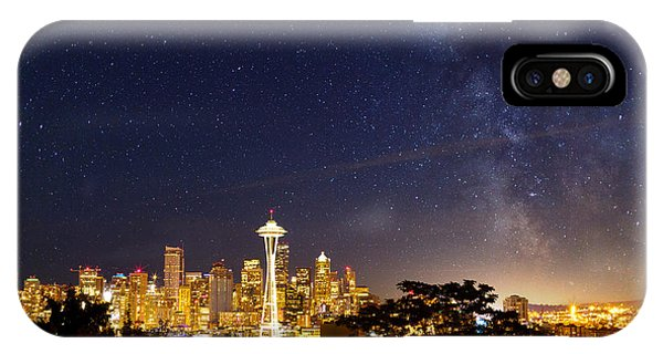 Summer Nights IPhone Case