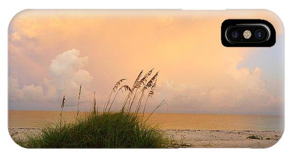 Summer Sunrise On Nokomis Beach IPhone Case