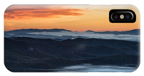 Sunrise At Pounding Mills IPhone Case