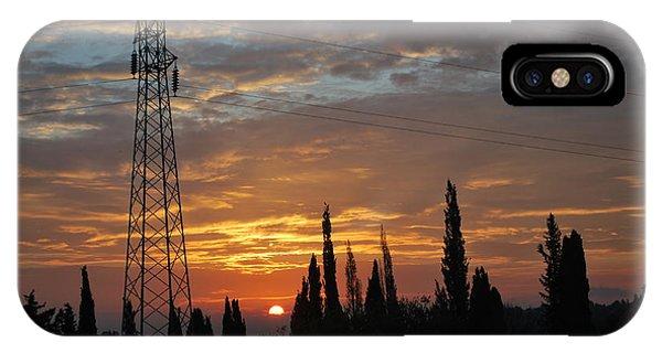 sunrise in Corfu 2 IPhone Case