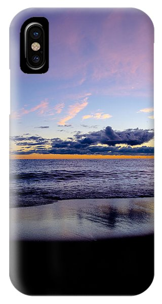 Sunrise Lake Michigan September 14th 2013 004 IPhone Case