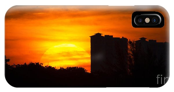 Sunrise  IPhone Case
