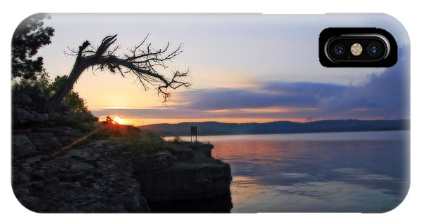 Sunrise Over Table Rock Lake IPhone Case