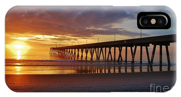 Sunrise Panorama  16x9 Ratio IPhone Case