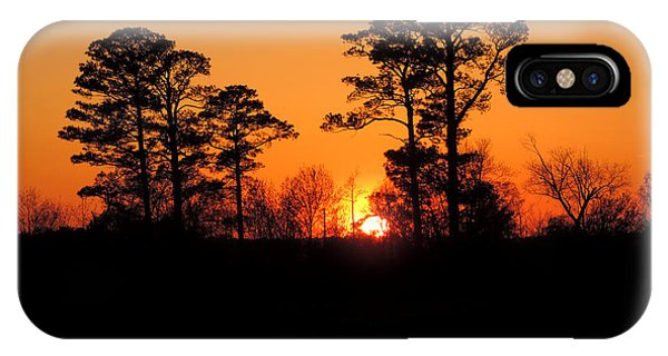 Sunset 7 Phone Case by Stephanie Kendall