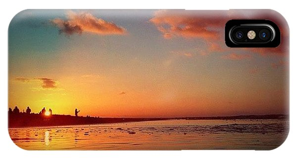 Beautiful Sunrise iPhone Case - Sunset by Raimond Klavins