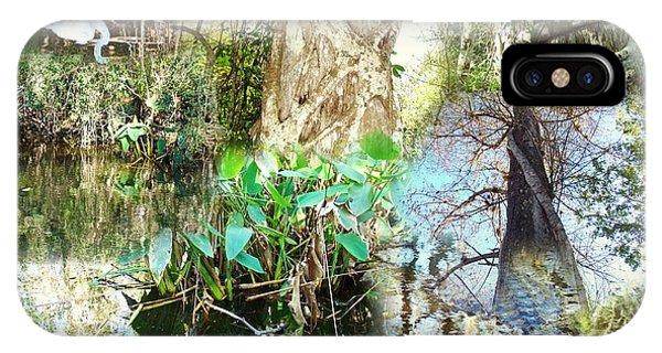Swamp Life Phone Case by Van Ness