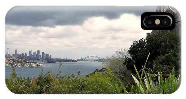 Sydney Australia Phone Case by John Potts