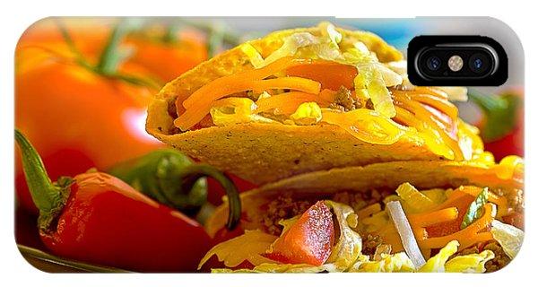 Tacos IPhone Case