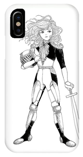 Tammy Wurtherington Freedom Fighter IPhone Case