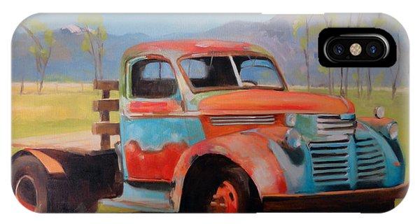 Taos Truck IPhone Case