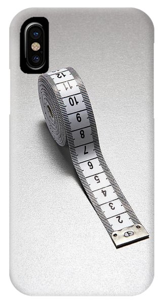 Tape Measure Phone Case by Gary Smith/science Photo Library