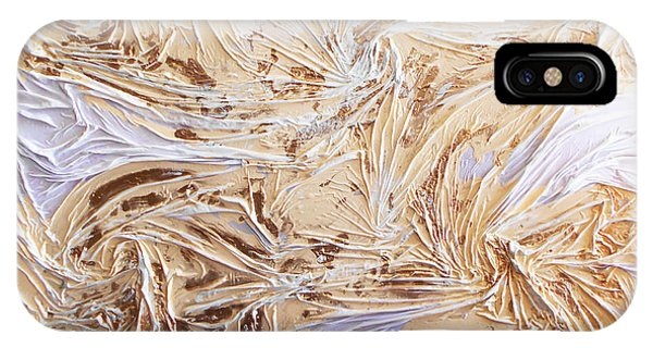 Textured Sunshine IPhone Case