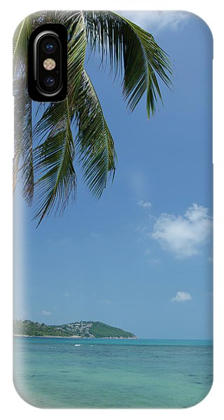 Oceanfront iPhone Case - Thailand, Island Of Ko Samui (aka Koh by Cindy Miller Hopkins