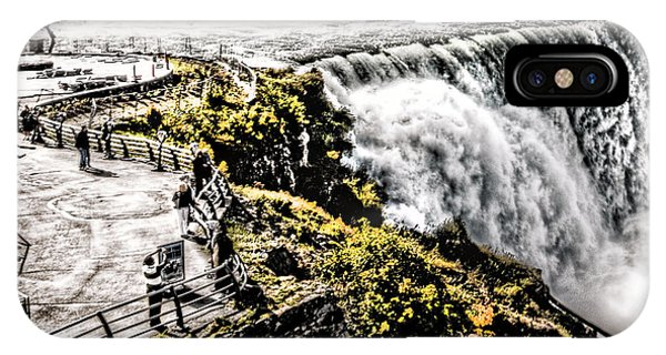 The American Falls IPhone Case