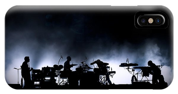 Night iPhone Case - The Band. by Thomas Lenne