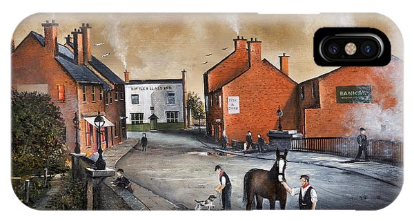 The Blackcountry Village IPhone Case