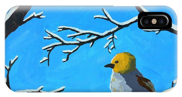 The Chilly Verdin IPhone Case